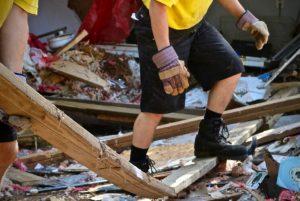 Renovation Debris Removal Gilbert AZ