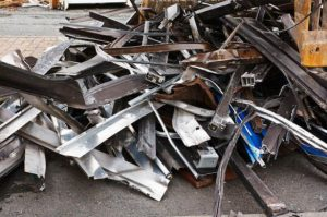 Scrap Metal Removal Gilbert AZ
