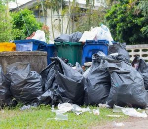 Trash Removal Gilbert AZ